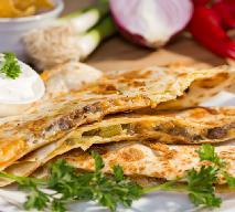Quesadillas z pieczarkami: przepis na danie kuchni meksykańskiej
