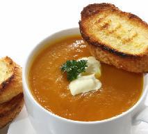 Zupa krem z pieczonej dyni: prosty przepis