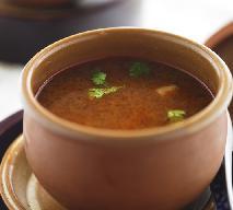 Gęsina: przepis na zupę z podrobów gęsich