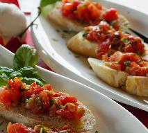 Jak zrobić pyszną, włoską bruschettę?