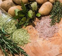Konserwowanie solą - jak zasalać grzyby, warzywa i zioła?