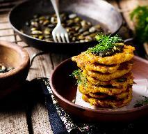 Racuchy z dyni na słono: obiad w stylu wege