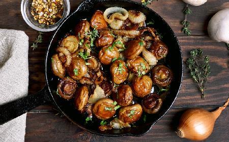 Smakowite pieczarki balsamico - pokochasz ich smak!