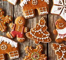 Pierniczki na Boże Narodzenie - przepisy na pierniki i lukier