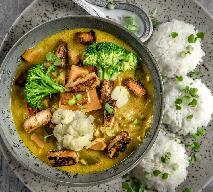 Dietetyczna zupa warzywna