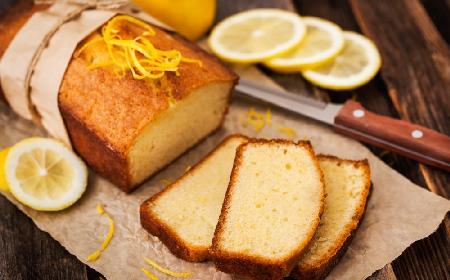 Ciasto cytrynowe na maślance - do zrobienia bez miksera!