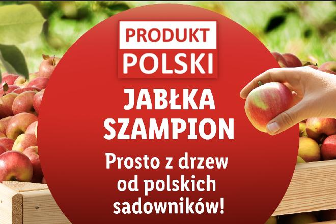 Jabłka za grosze od polskich sadowników: Ryneczek Lidla zaskakuje pozytywnie