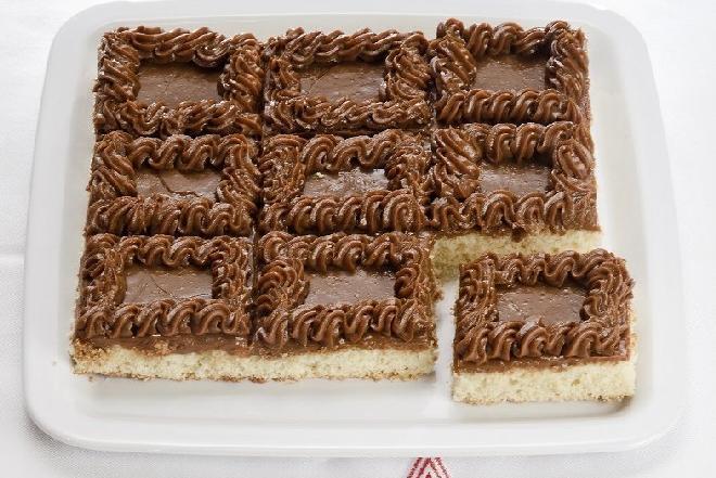 Mazurkowe ciasteczka kajmakowe: przepis