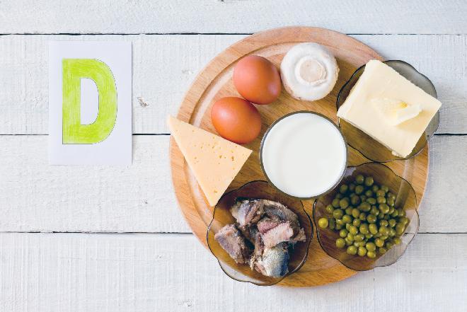Witamina D - w jakich produktach spożywczych się znajduje?